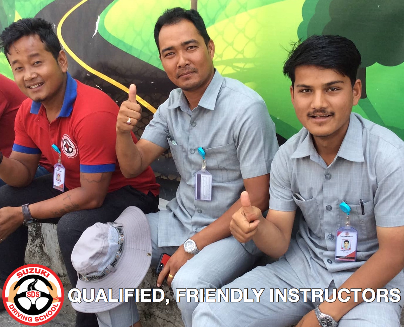 FRIENDLY INSTRUCTORS
